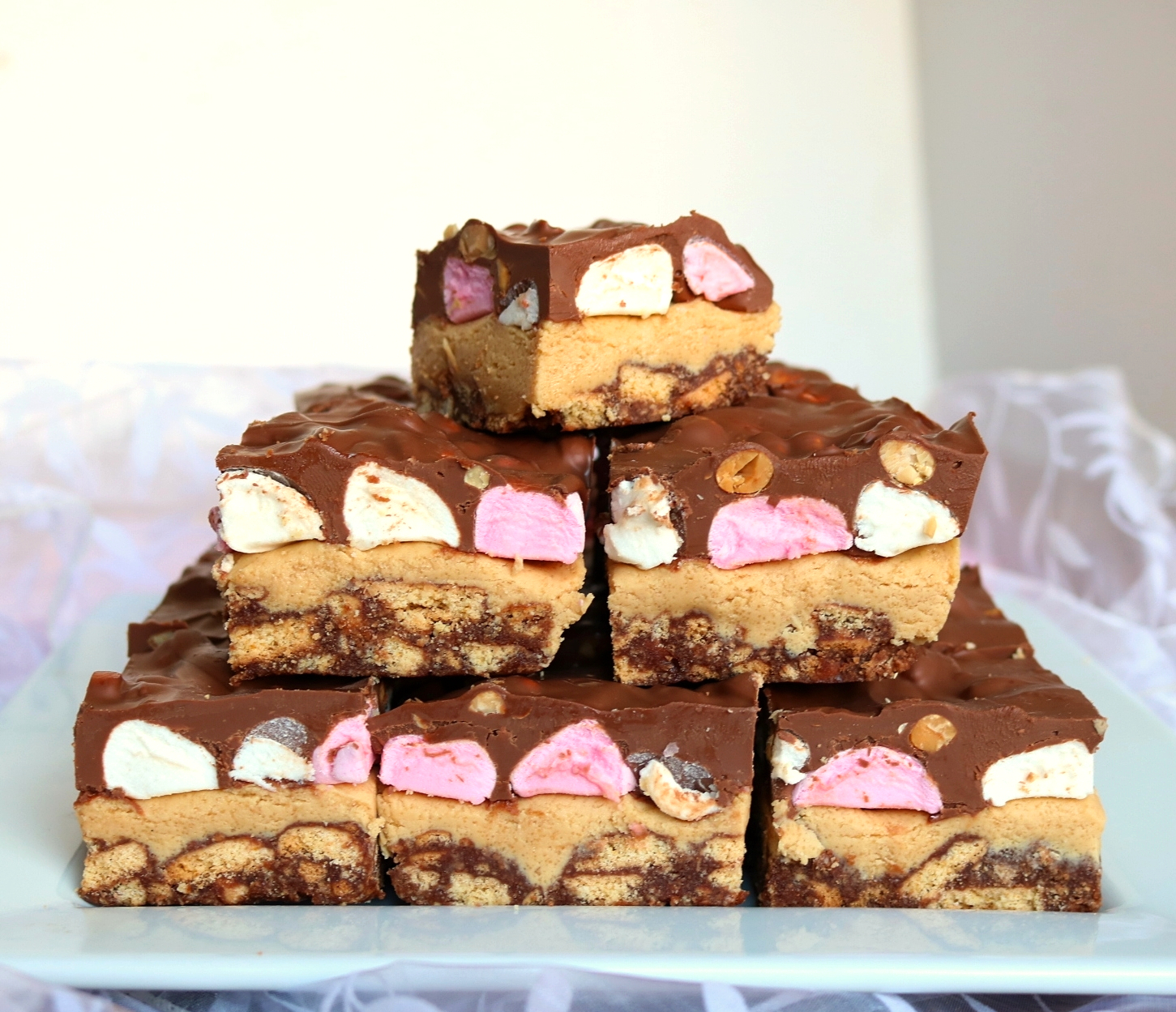 Peanut Butter, Rocky Road