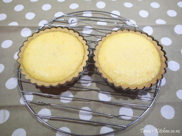 little lemon tart