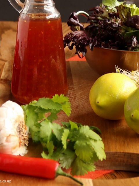 chilli & lime dressing