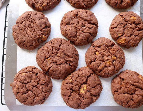 Chocolate Afghans