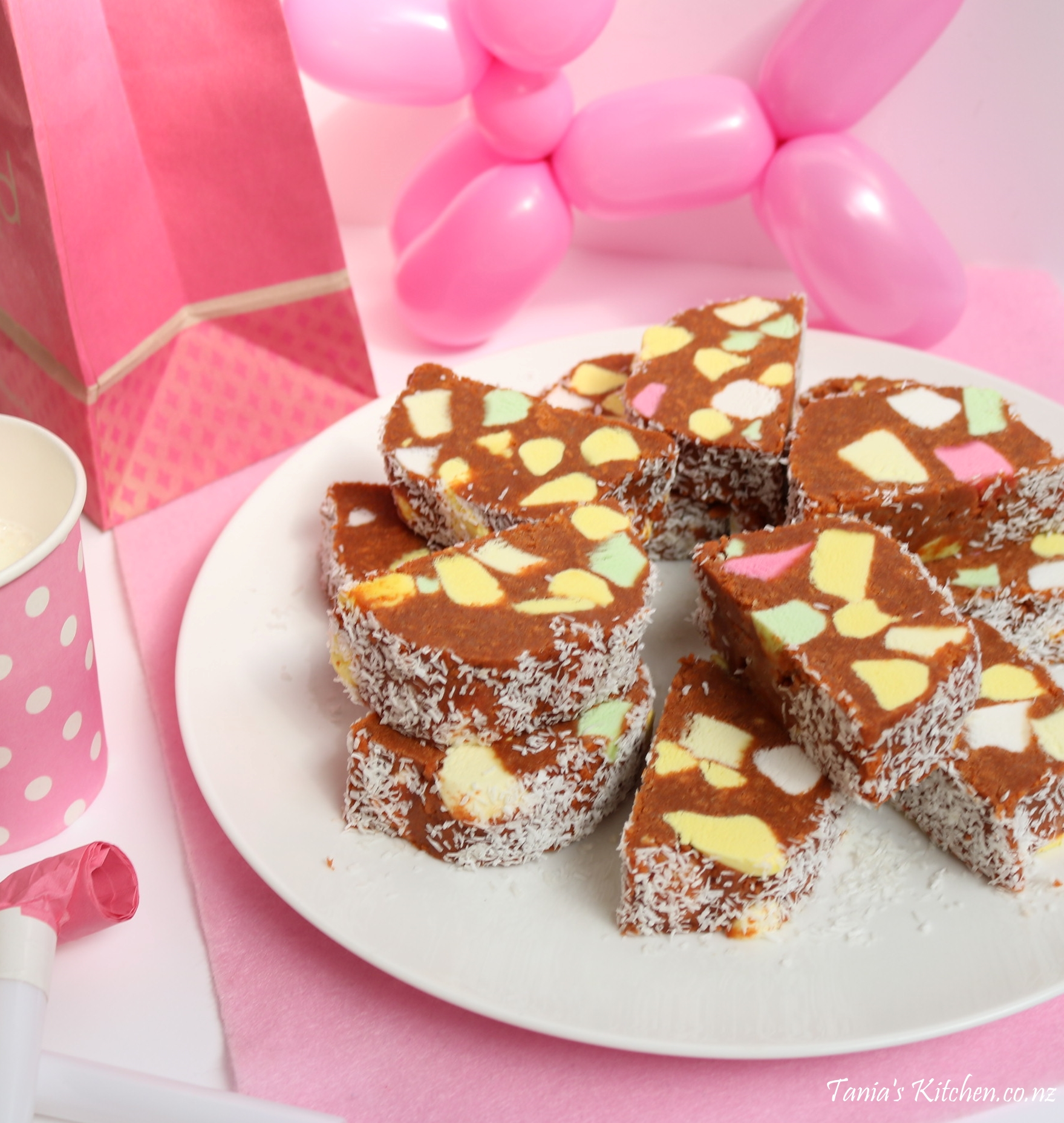 Party Fun – Lolly Log