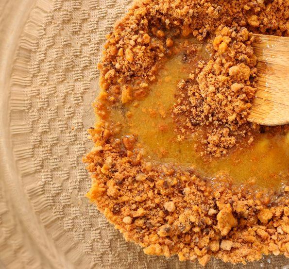 cookie bear cheesecake