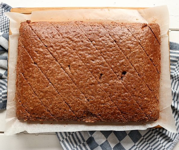 Swiss Style Gingerbread