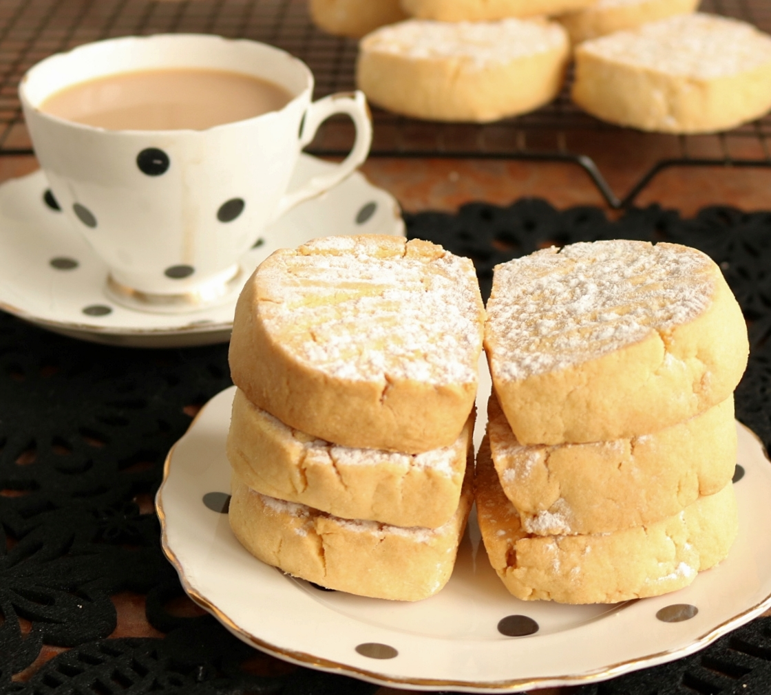 Classic, Buttery Shortbread