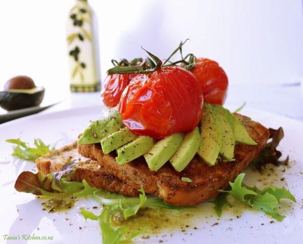 Avocado & Tomatoes