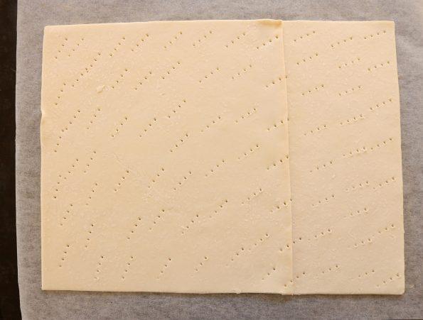 custard square