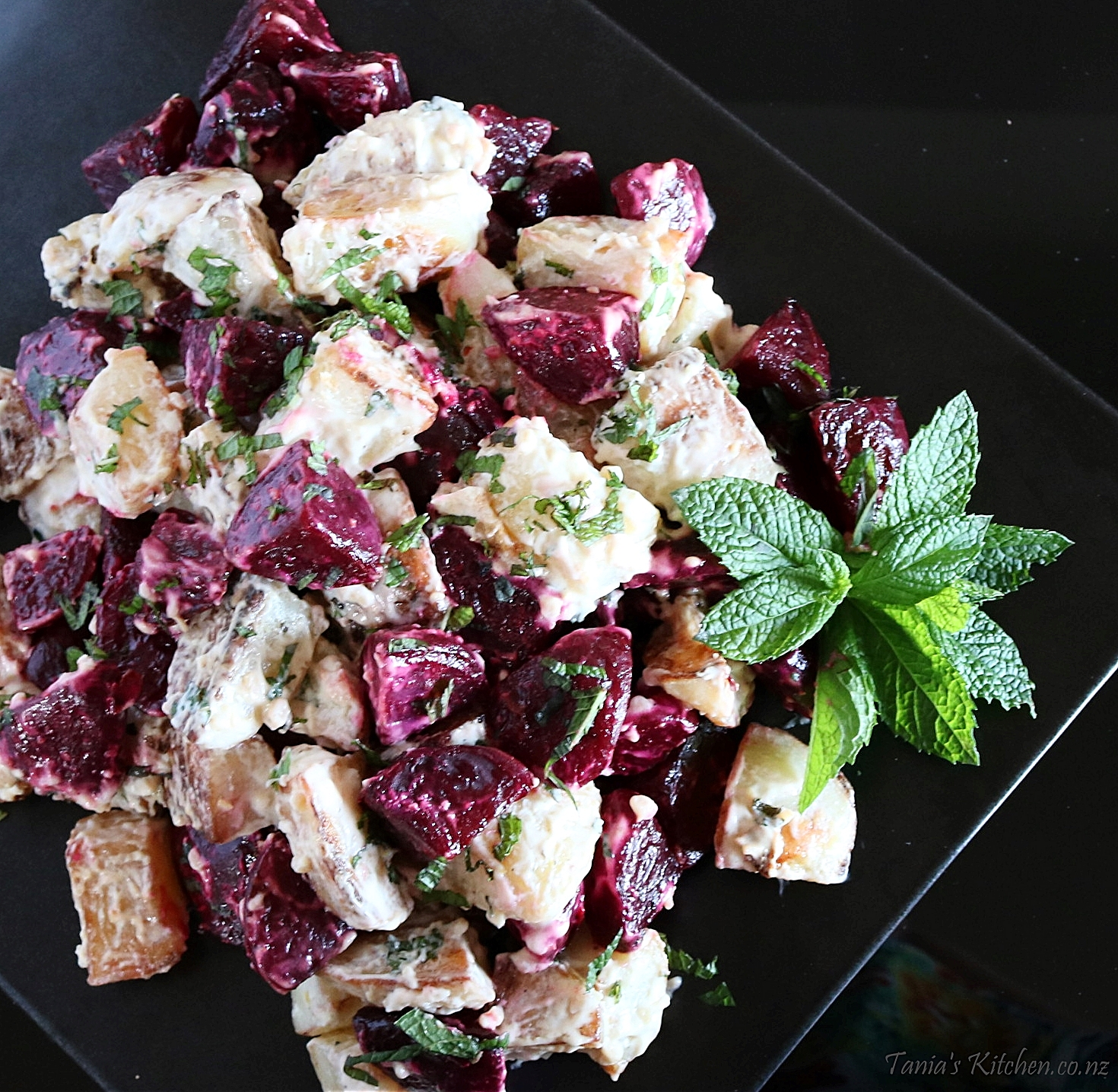 Potato Salad With Sour Cream Nz
