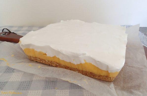 grapefruit marshmallow slice