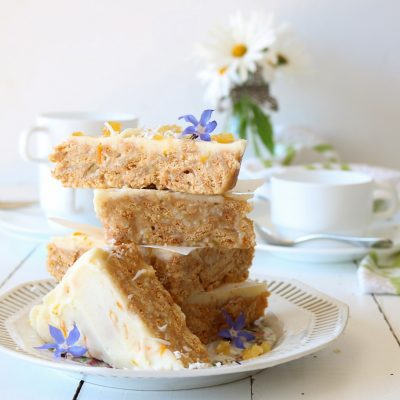 Coconut, Citrus Slice