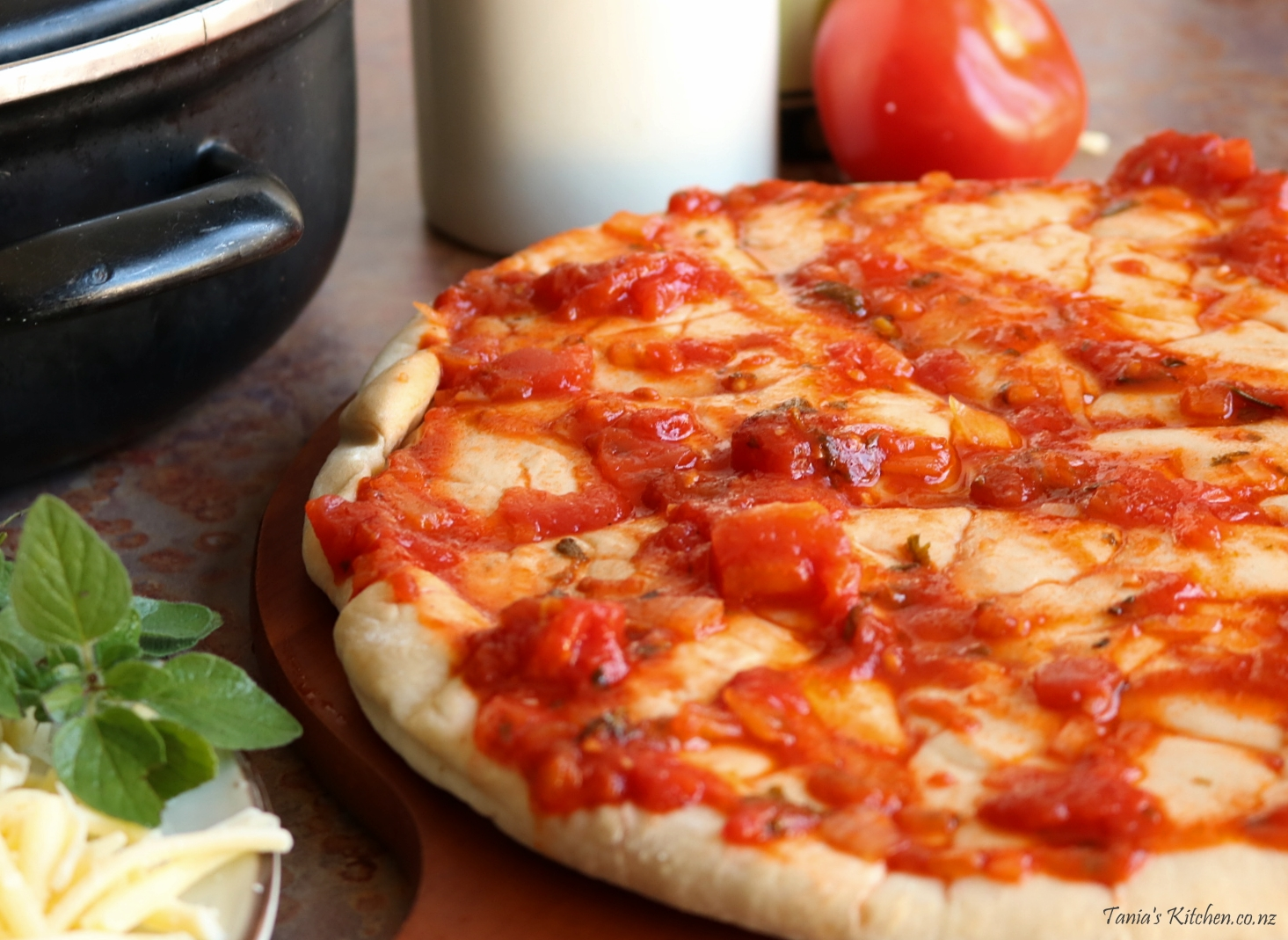 Epic Italian Pizza Sauce