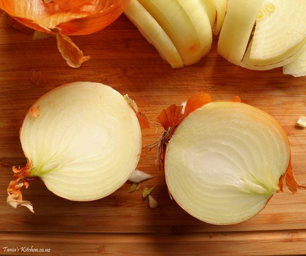 caramelised onions