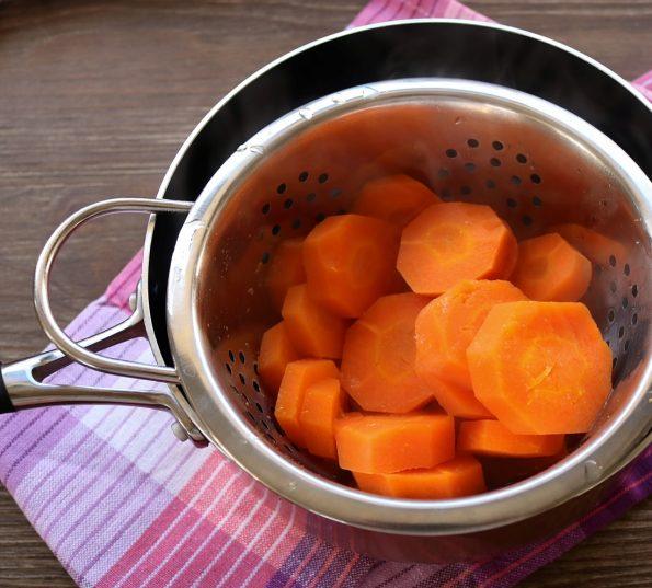 Carrot Sponge Carrot